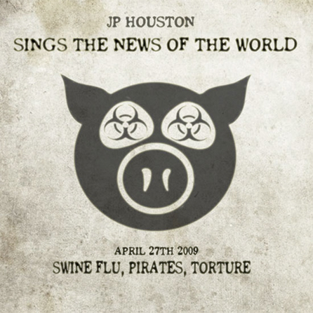 J. P. Houston Sings The News