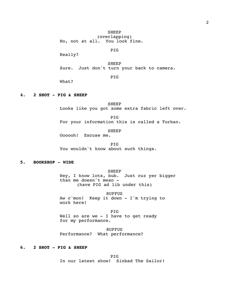 Script - Page Two