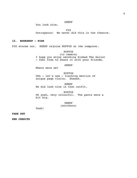 Script - Page Four